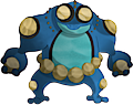 Monster Mega-Seismitoad