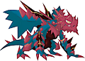 Monster Mega-Druddigon
