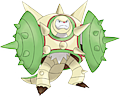 Monster Mega-Chesnaught-Shield