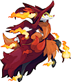 Monster Mega-Delphox