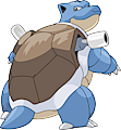 Monster Blastoise