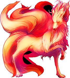 Mega Ninetales by Eiddiw | Mega POKEMON | Pinterest | Pokémon and ...