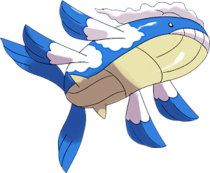 Shiny Mega Wailord Pokédex: stats, moves, evolution ... Wailmer Pokemon Evolution Chart