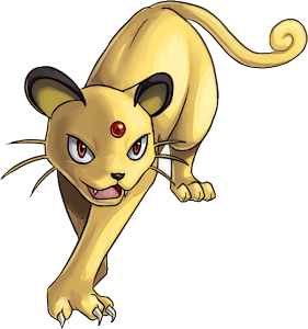 Shiny Persian Pokemon Images | Pokemon Images