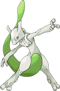 Shiny Mewtwo Pok 233 Dex Stats Moves Evolution Locations