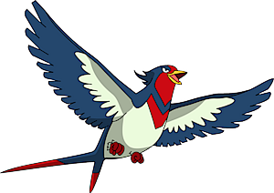Shiny Swellow Pok 233 Dex Stats Moves Evolution Locations Amp Other Forms Pok 233 Mon Database