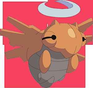 pokemon shedinja sprite wwwpixsharkcom images