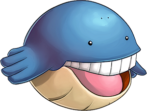 Shiny Wailmer Pokédex: stats, moves, evolution, locations ... Wailmer Pokemon