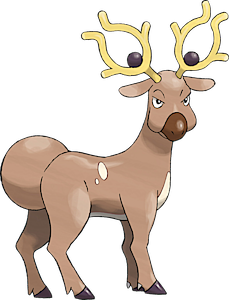 The Gaming Zoo (Beat All Comers) - Page 10 234-Stantler