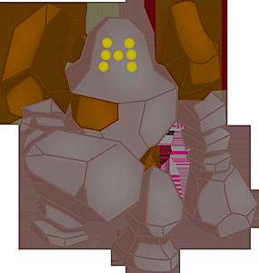 Pokémon Shiny Regirock, Id: 2377, Class: Shiny - PokemonPets