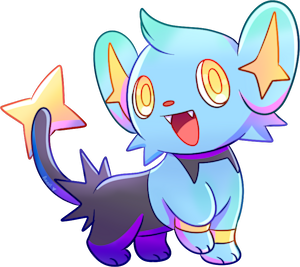 Shiny Shinx Pokédex: stats, moves, evolution, locations ...