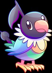 Shiny Chatot Pokédex: stats, moves, evolution, locations ...