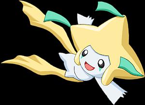 Pokemon 385 Jirachi Pokedex Evolution Moves Location Stats