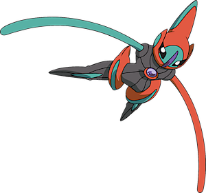 Deoxys Speed Pokédex: stats, moves, evolution, locations ...