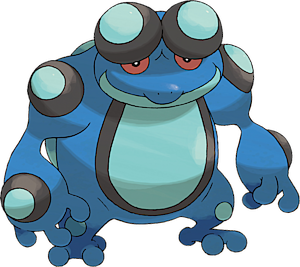 Seismitoad Pokédex: stats, moves, evolution, locations ...