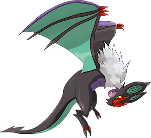 Noivern Pok 233 Dex Stats Moves Evolution Locations