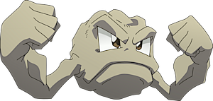 Geodude Pok 233 Dex Stats Moves Evolution Locations Amp Other Forms Pok 233 Mon Database Pokemonpets