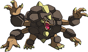 how to get a golem pokemon