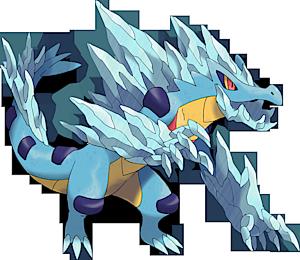 Publication - Traité d'histoire du monde Pokémon 8160-Mega-Feraligatr-Frozen
