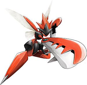 Pokemon 8212 Mega Scizor Pokedex Evolution Moves Location