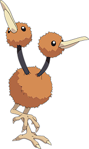Doduo Pokemon Realistic Images