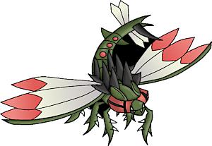 Publication - Traité d'histoire du monde Pokémon 8469-Mega-Yanmega