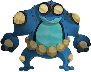 Mega Seismitoad Pok 233 Dex Stats Moves Evolution Locations Amp Other Forms Pok 233 Mon Database