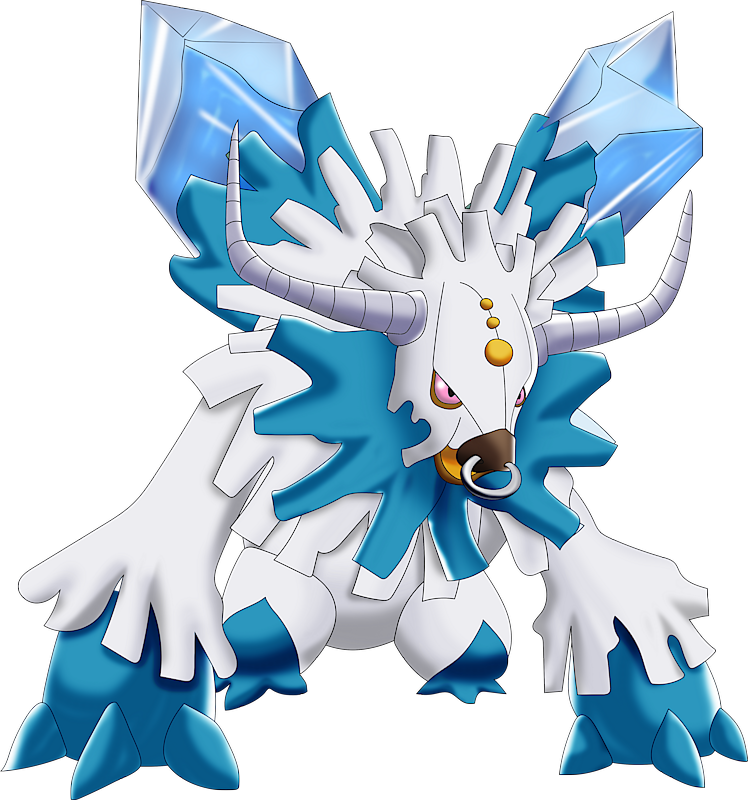 Pokemon 10495 Shiny Mega Abomasnow Tauro Pokedex Evolution Moves Location Stats