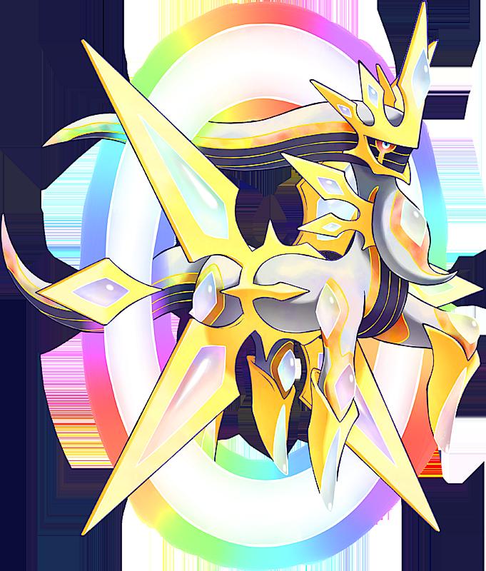 Pokemon 11497 Shiny Mega Arceus Electric Pokedex ...