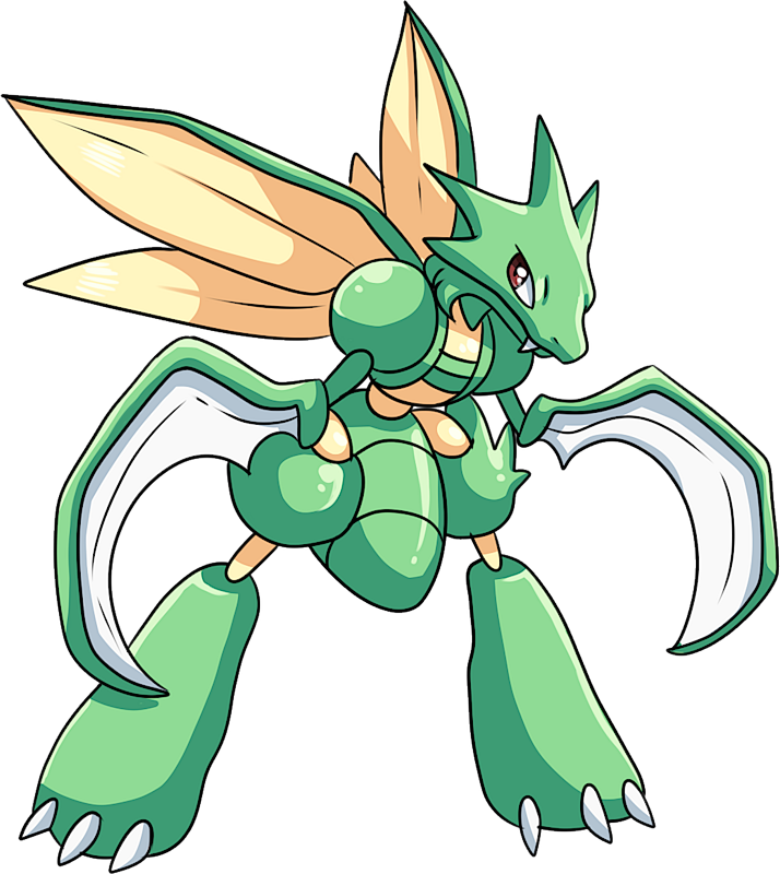 scyther 2 pokemon - photo #12