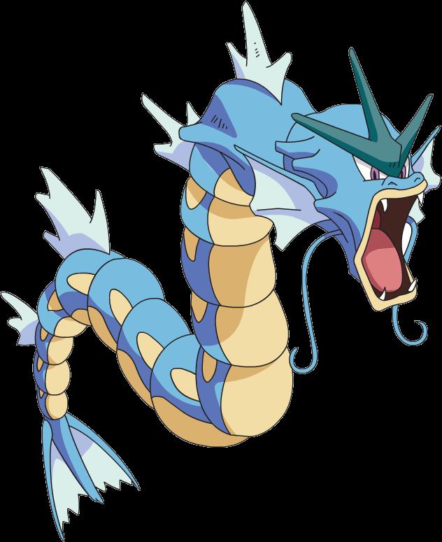 Tail Of The Dragon Photos >> Gyarados Pokédex: stats, moves, evolution, locations & other forms | Pokémon Database | PokemonPets