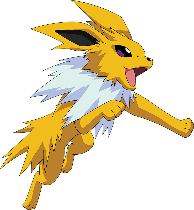 Jolteon Pok 233 Dex Stats Moves Evolution Locations Amp Other Forms Pok 233 Mon Database Pokemonpets