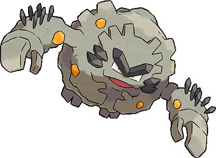 Shiny Alolan Graveler Pokemon Pokedex 18075