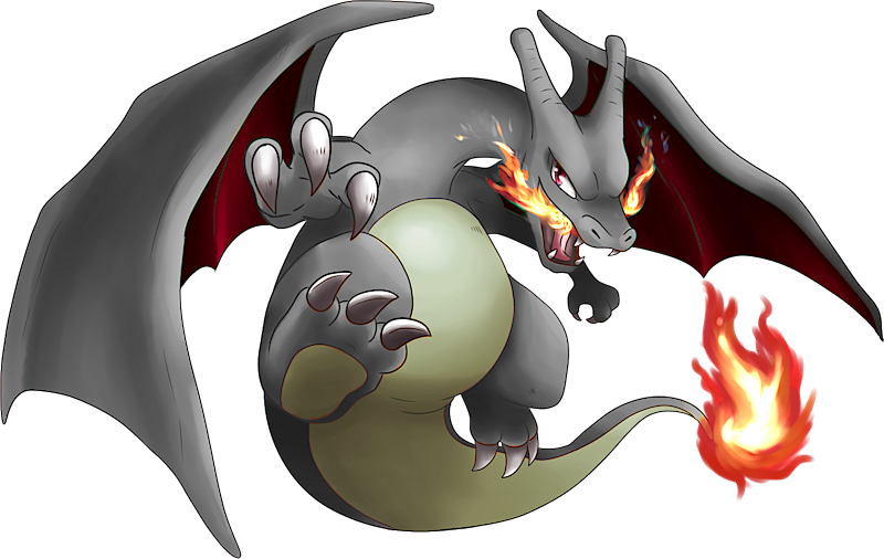 ID: 2006 Pokémon Shiny-Charizard www.pokemonpets.com - Online RPG Pokémon Game