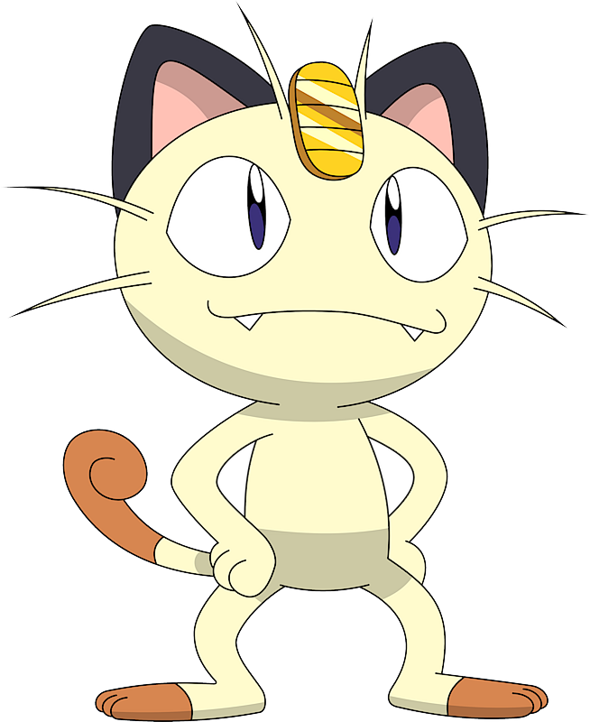 Shiny Meowth Pokemon shiny meowth images pokemon images