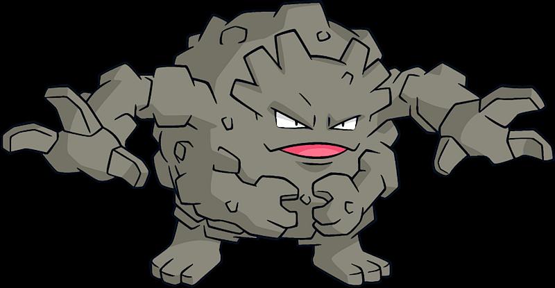 graveler pokemon evolution