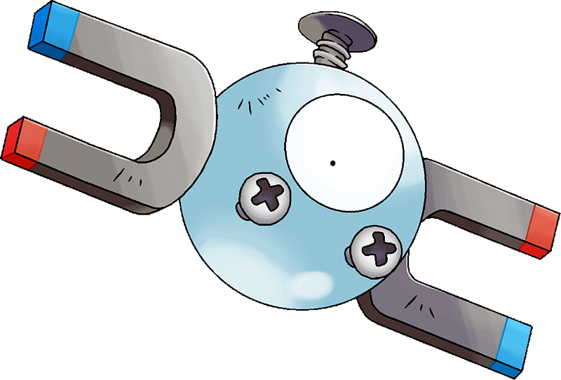 Magnemite Evolution