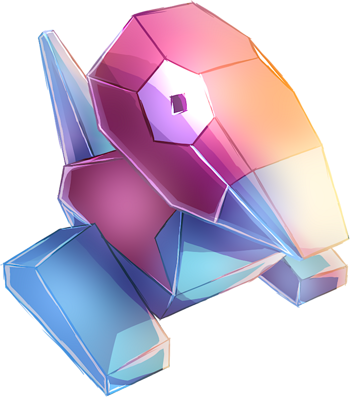 ID: 2137 Pokémon Shiny-Porygon www.pokemonpets.com - Online RPG Pokémon Game