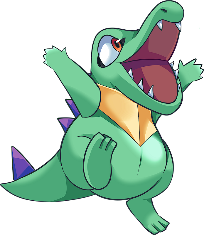 Pokemon 2158 Shiny Totodile Pokedex Evolution Moves Location Stats There is a very low chance that you can get a shiny totodile, which has the. pokemon pets
