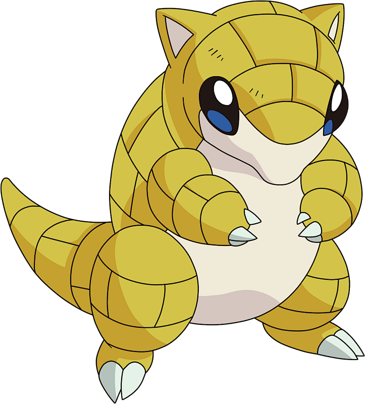Sandshrew Pokédex: stats, moves, evolution, locations ...