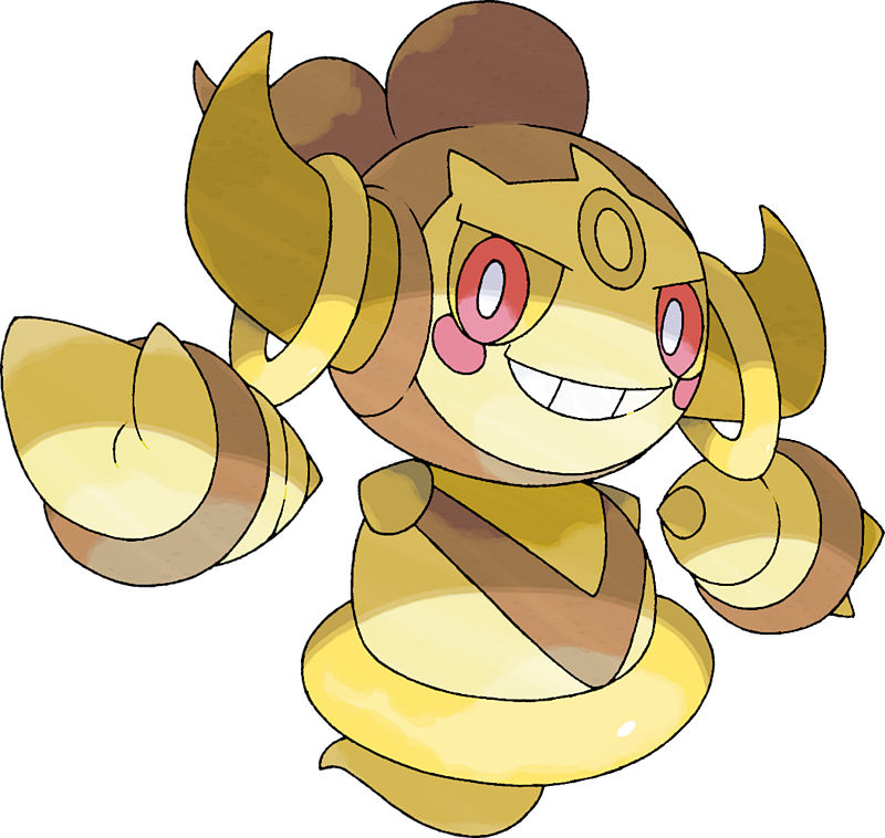 ID: 2720 Pokémon Shiny-Hoopa www.pokemonpets.com - Online RPG Pokémon Game