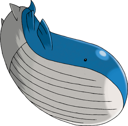 Wailord Pokédex: stats, moves, evolution, locations ... Wailord Pokemon