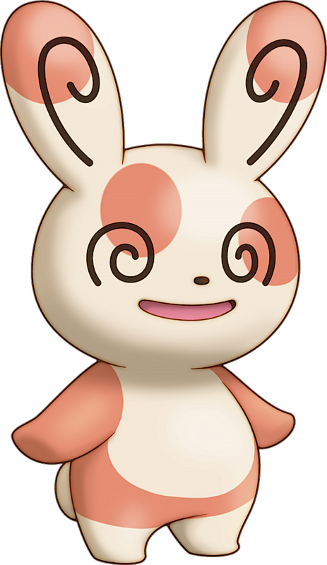 Spinda Pok 233 Dex Stats Moves Evolution Locations Amp Other Forms Pok 233 Mon Database Pokemonpets