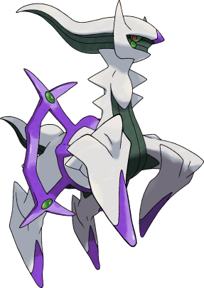 ID: 4504 Pokémon Arceus-Dragon www.pokemonpets.com - Online RPG Pokémon Game