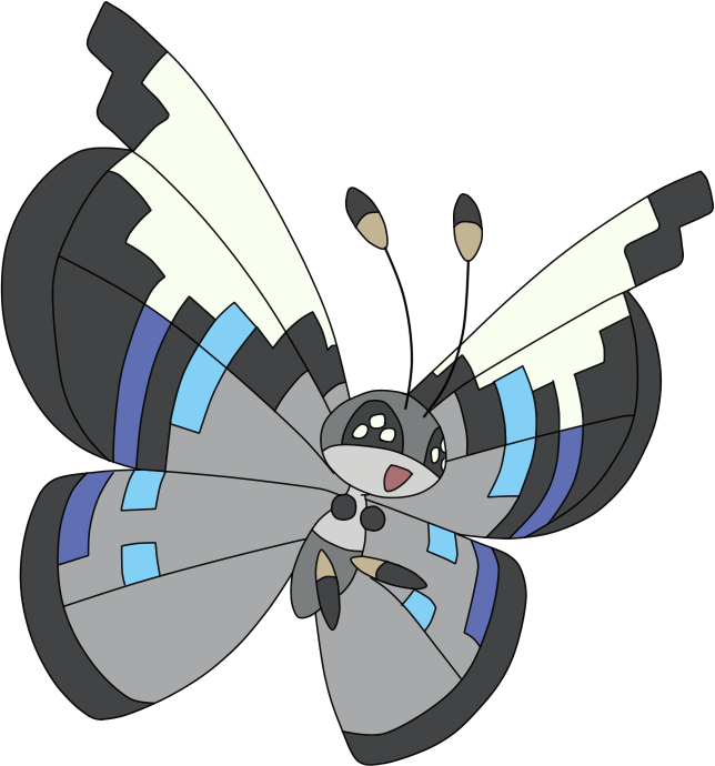 ID: 4676 Pokémon Vivillon-Monsoon www.pokemonpets.com - Online RPG Pokémon Game
