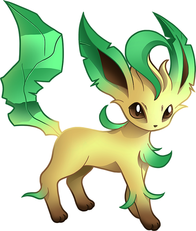 Leafeon Pok 233 Dex Stats Moves Evolution Locations Amp Other Forms Pok 233 Mon Database Pokemonpets