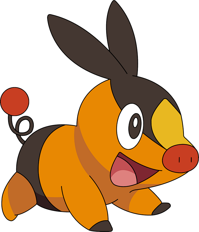 Pok 233 Mon Tepig Id 498 Class Starter Pokemonpets