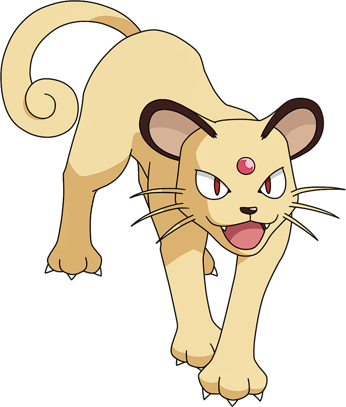 ID: 53 Pokémon Persian www.pokemonpets.com - Online RPG Pokémon Game