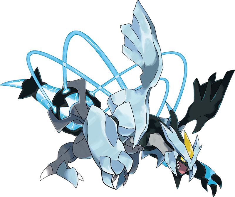 Pokémon... Shiny Legendary Pokemon Black 2