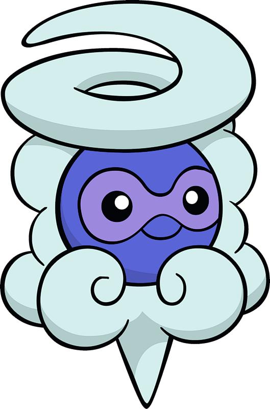 Shiny Castform Snowy Pokédex: stats, moves, evolution, locations ...